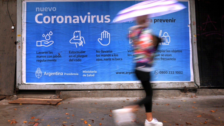 Argentina presenta la velocidad más baja de contagio de COVID-19 entre los países más poblados de Sudamérica
