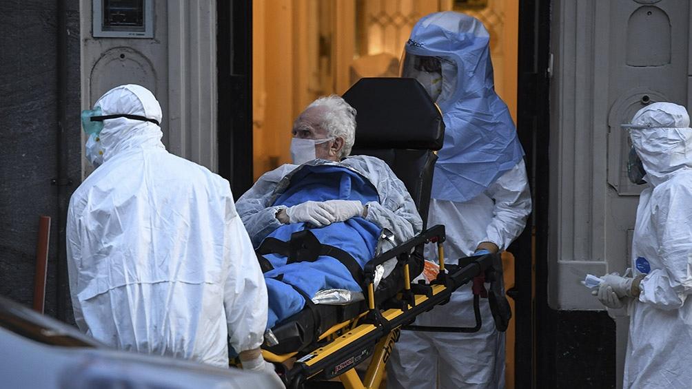 Nuevo récord de contagios por coronavirus en el país y 8 muertes en las últimas 24 horas