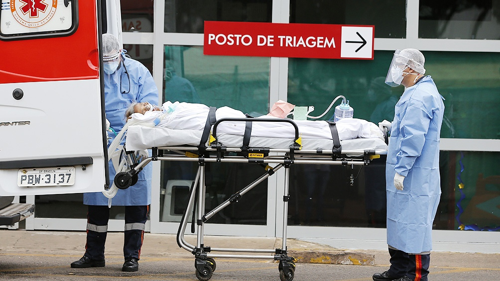 El virus golpea en Asia, América y África, con picos de casos en EE.UU, Rusia e India