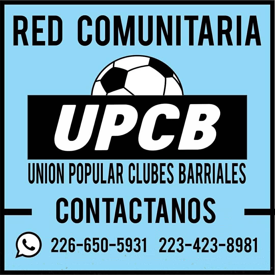 Solicitan donaciones para la Unión Popular de Clubes Barriales de Mar del Plata/Batán