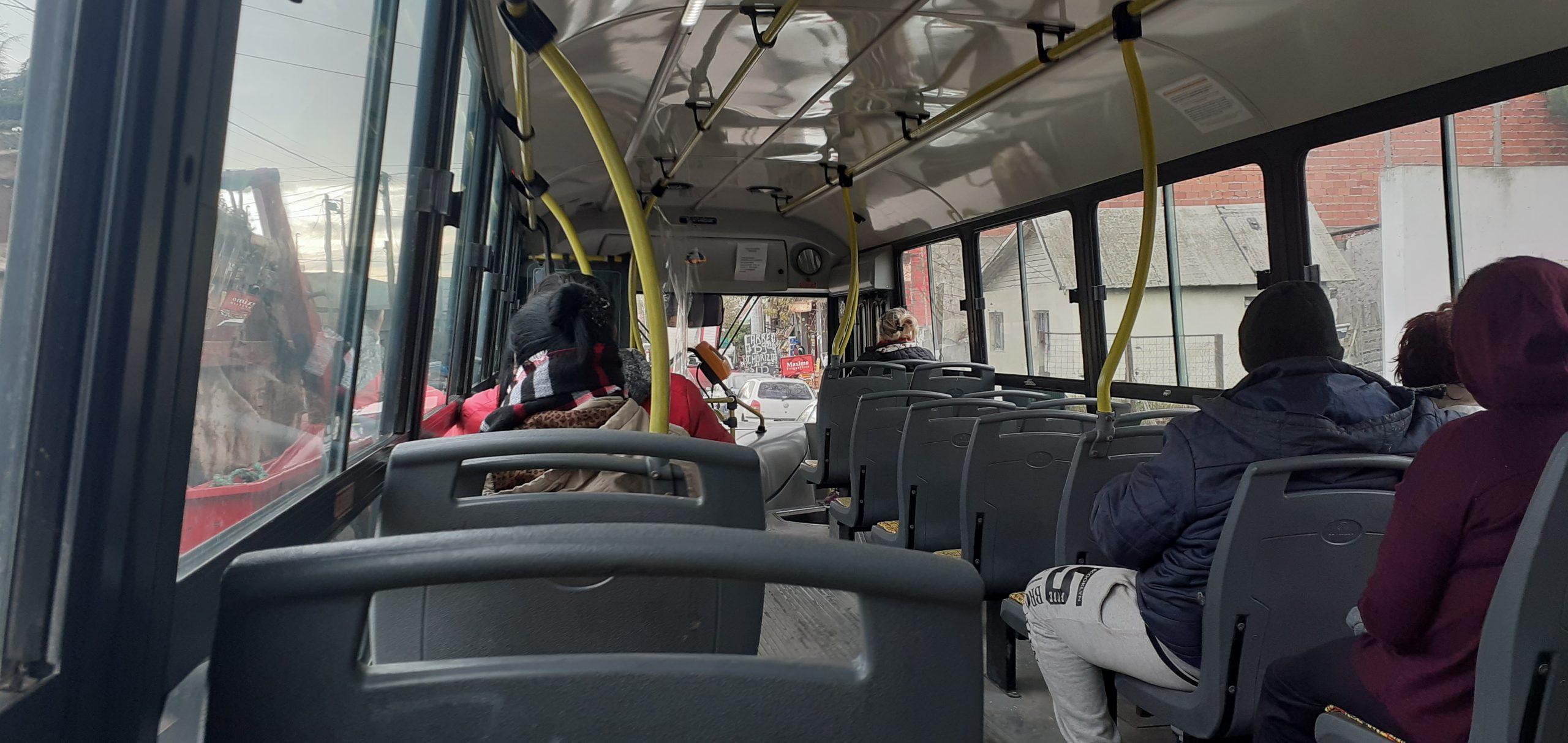 """Crisis del transporte: """"el Intendente no se puede lavar las manos"""""""