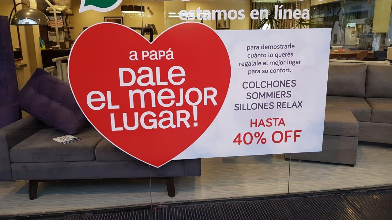 Las ventas del Día del Padre cayeron 44,2% afectadas por la cuarentena