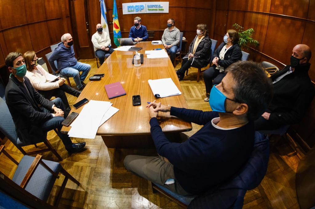Comisión Especial recomendó el reinicio de siete actividades