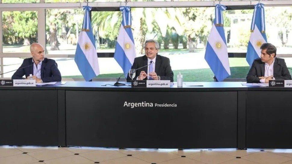 """Alberto Fernández: """"Tenemos que aislar el AMBA del resto del país"""""""