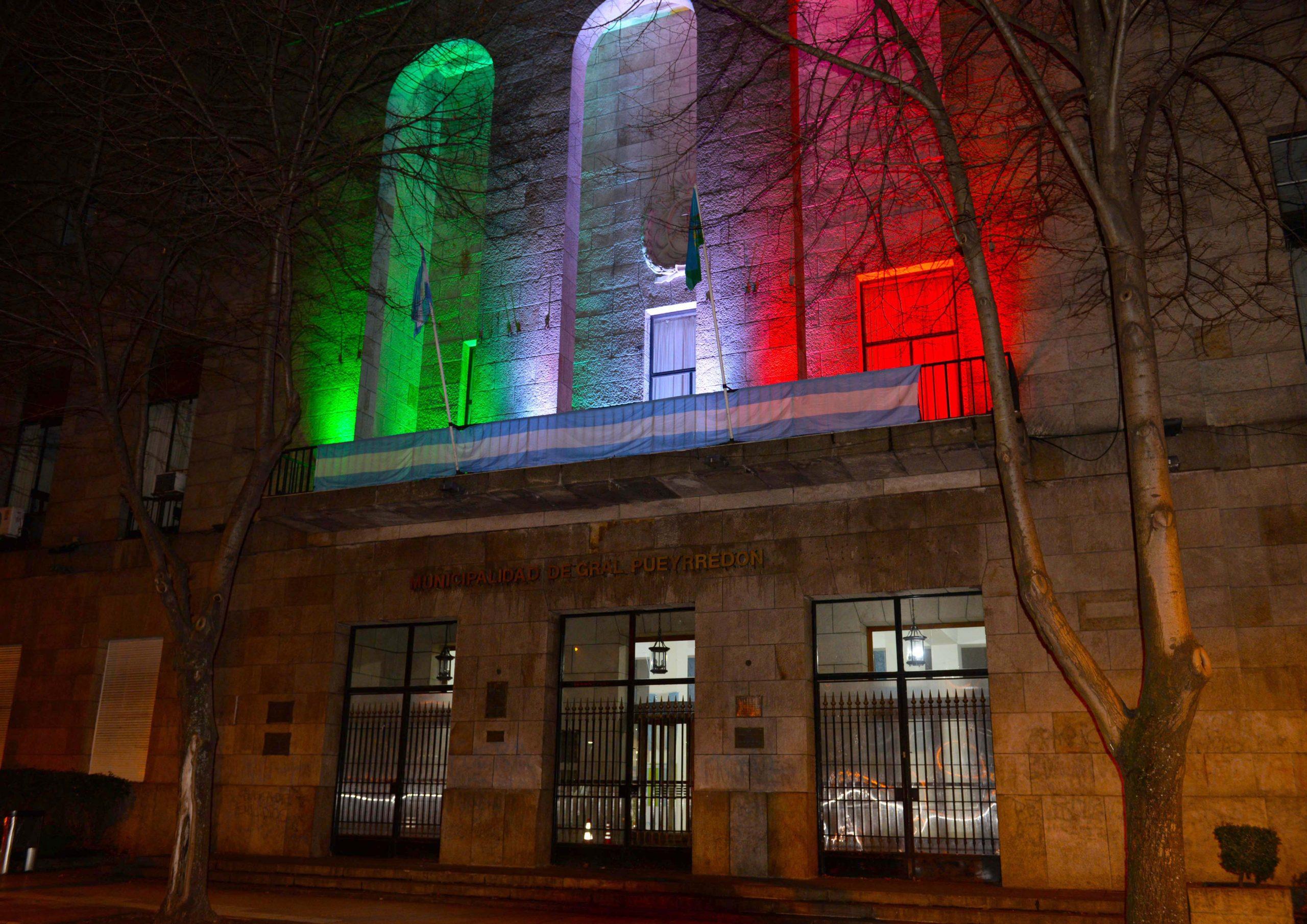 El Municipio celebra la Fiesta de la República italiana