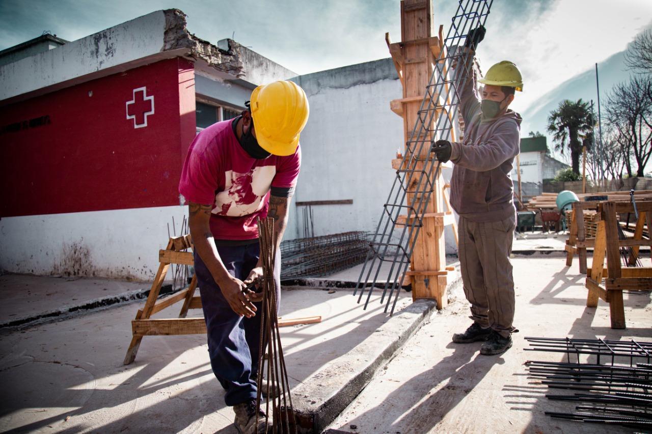 Inician las obras de ampliación del Centro de Salud de Batán