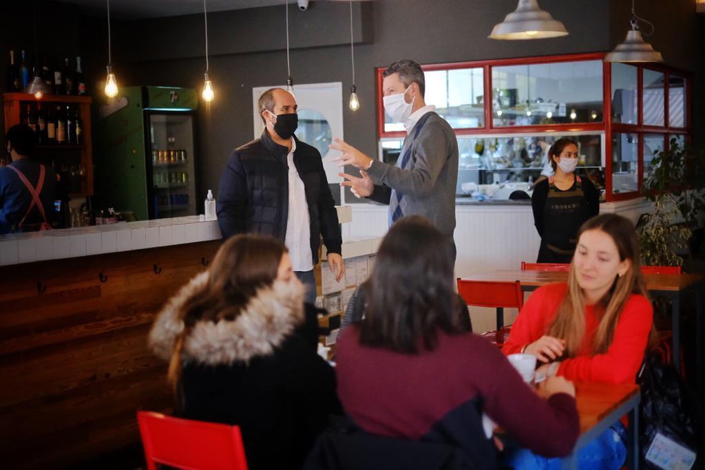 El municipio participó de la prueba piloto de los gastronómicos