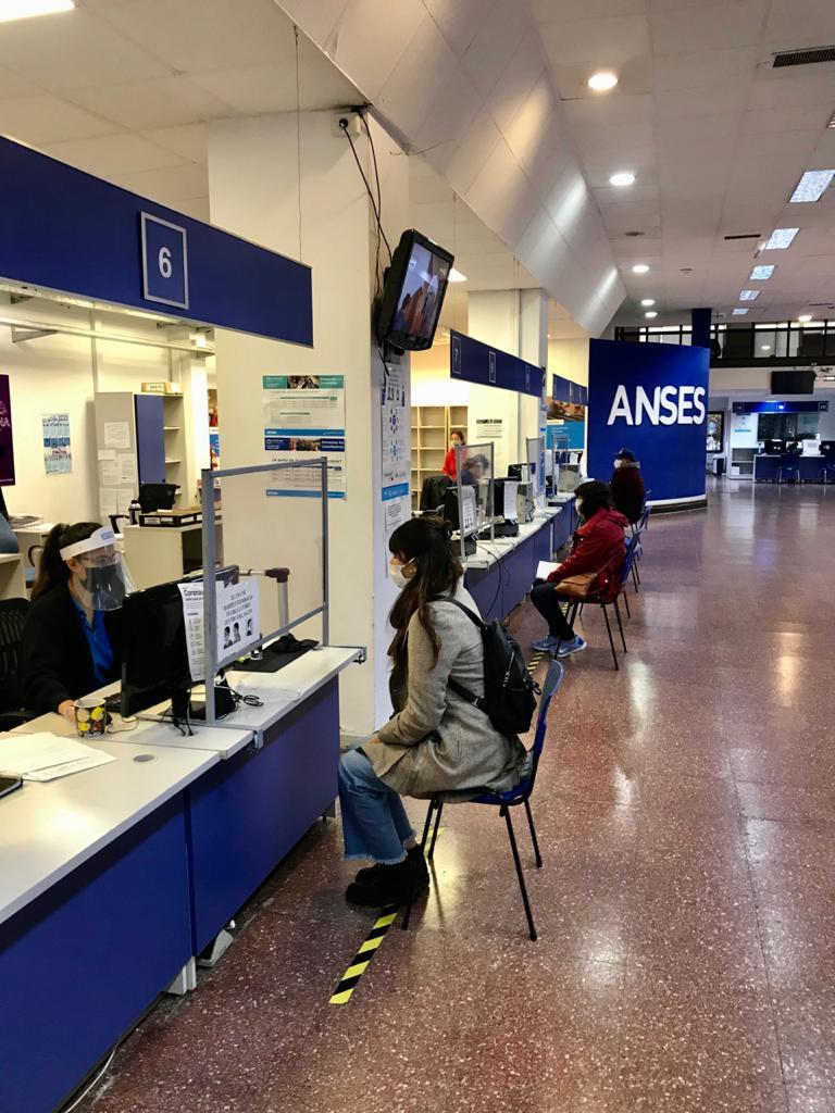 Reapertura de las oficinas de ANSES en Mar del Plata