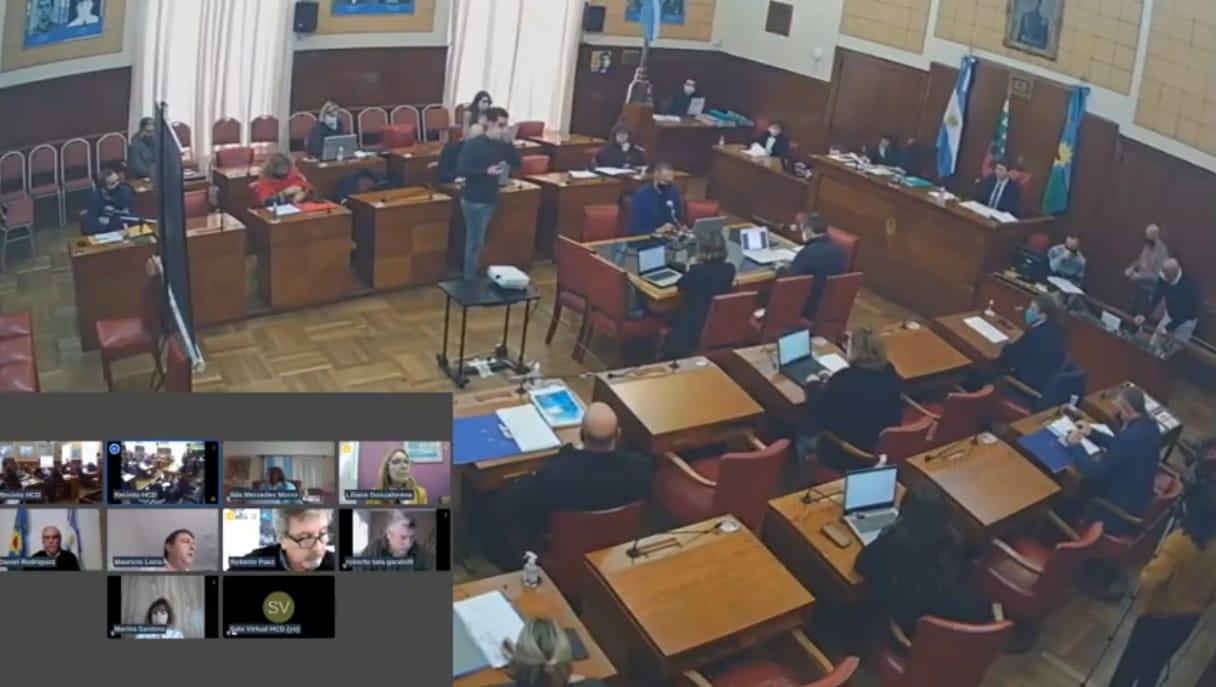 """El Concejo Deliberante define un """"tarifazo"""" del boleto"""