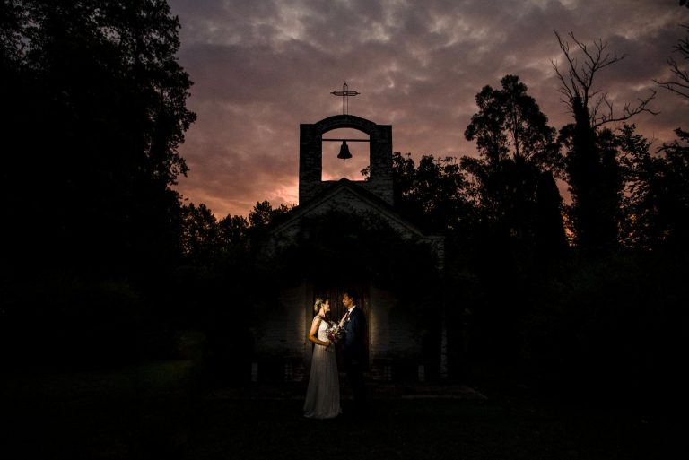 Un fotógrafo local y su sitio, distinguidos como los mejores de bodas de Argentina