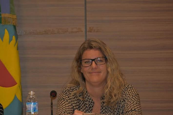 Yamila Zavala Rodríguez, el enlace territorial para las políticas de género provinciales