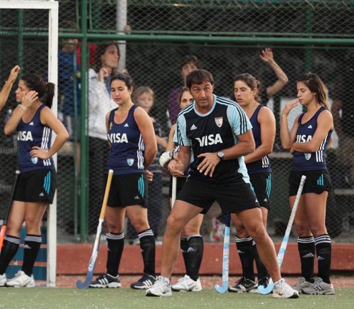 Las Leonas podrían entrenar en Mar del Plata