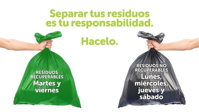 Mar del Plata y un nuevo intento con la Separación de Residuos