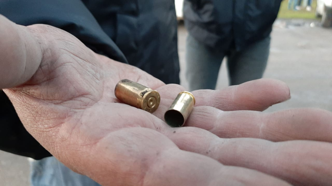 Paro de colectivos: serios incidentes y un chofer herido de bala
