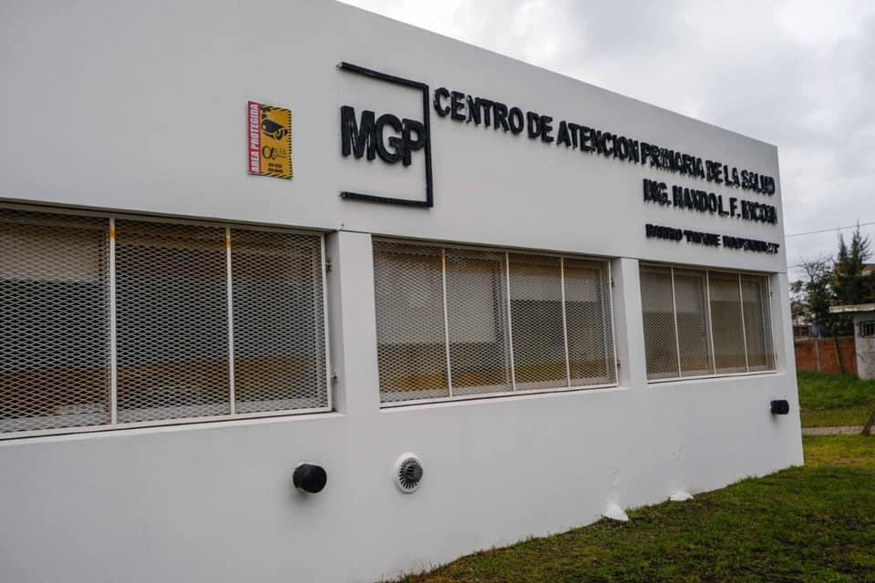 Los profesionales de la salud paran en General Pueyrredón por varias demandas