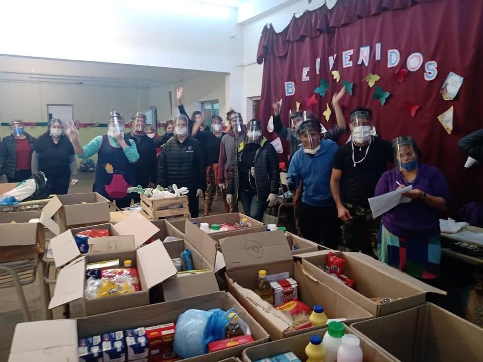 Comite Barrial de Emergencia Zona Sur pide ayuda para los vecinos
