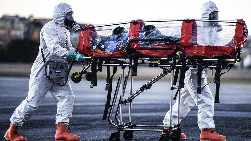 En el mundo se superaron los 16 millones de contagios y cerca de 650.000 muertos