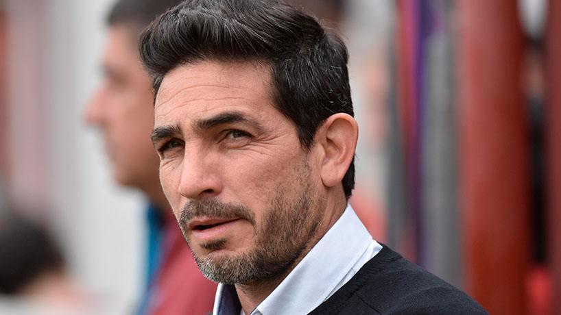 """Coyette, DT de Alvarado: """"Nuestra propuesta futbolística es ser un equipo protagonista"""""""