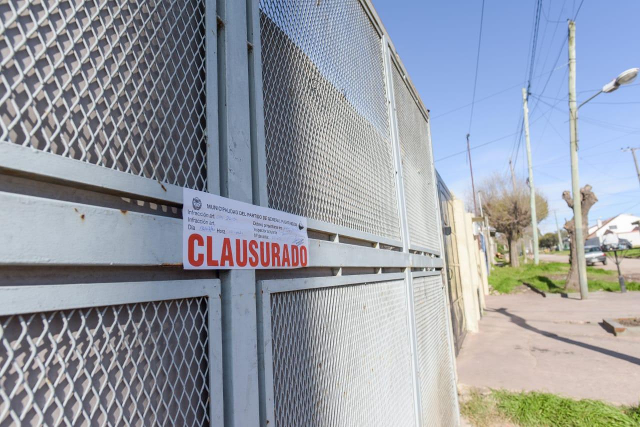 La Municipalidad amplió su denuncia contra la pesquera clausurada
