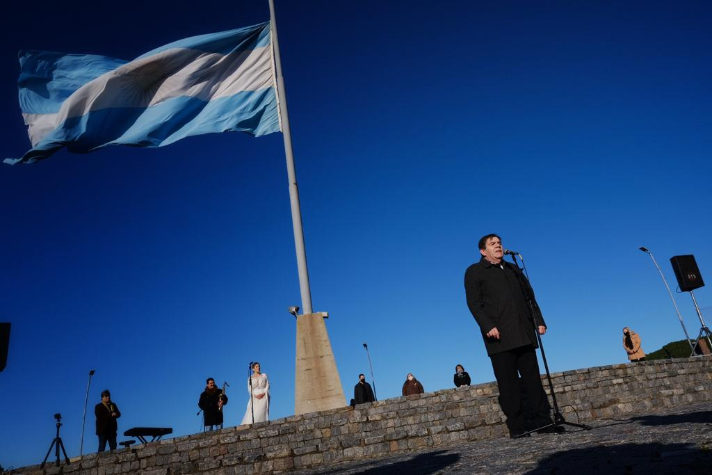 """Montenegro: """"no voy a dudar en dar marcha atrás si es necesario"""""""