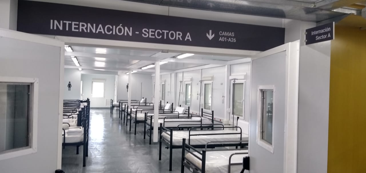 Se registran tres nuevos fallecidos en el Hospital Interzonal