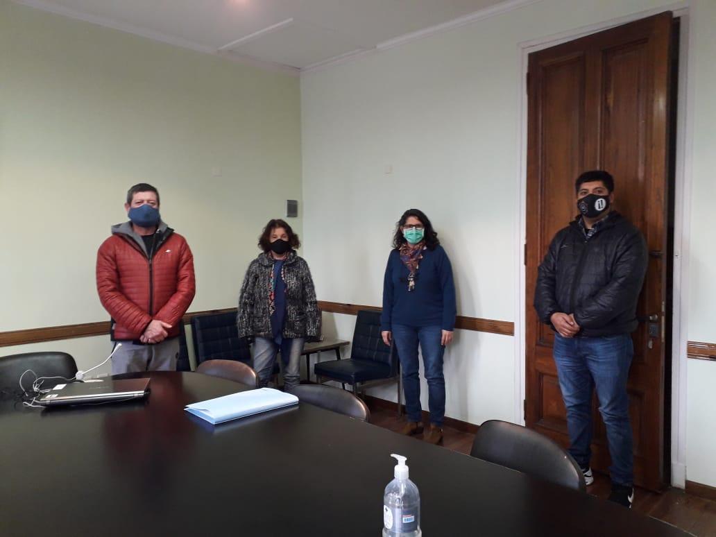 Centrales obreras reclaman al municipio que realice testeos en el INE