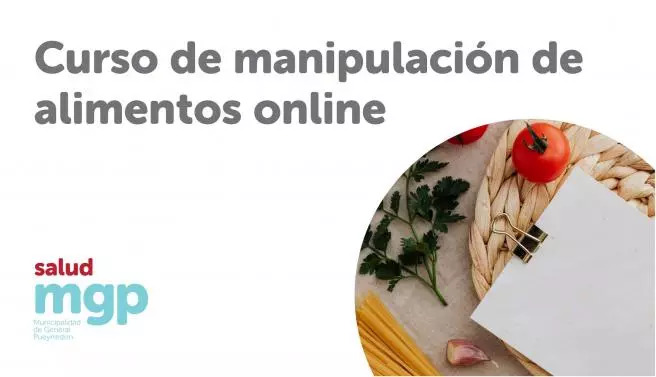 Nuevo Curso de Manipulación de Alimentos Online