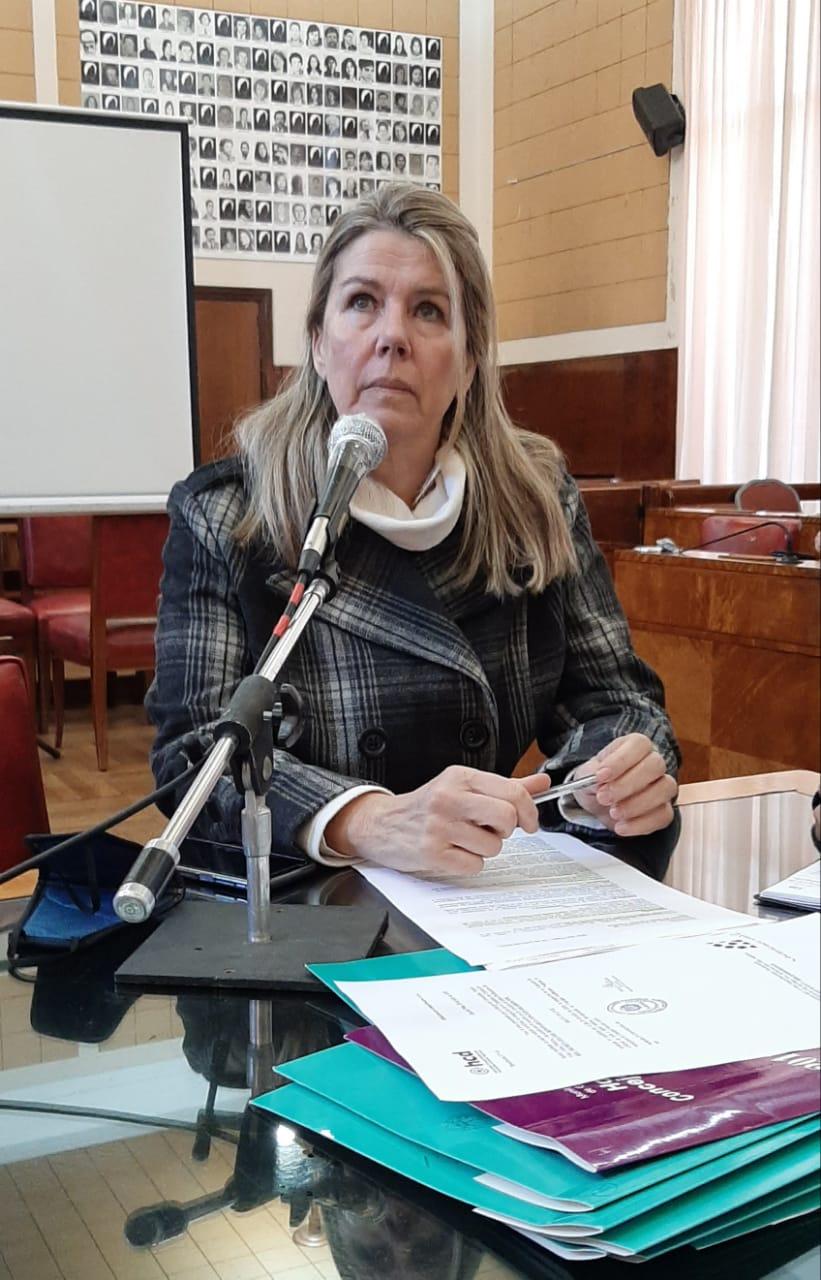 """Paula Mantero: """"El Programa Detectar es la prevención con trabajo que necesitamos"""""""