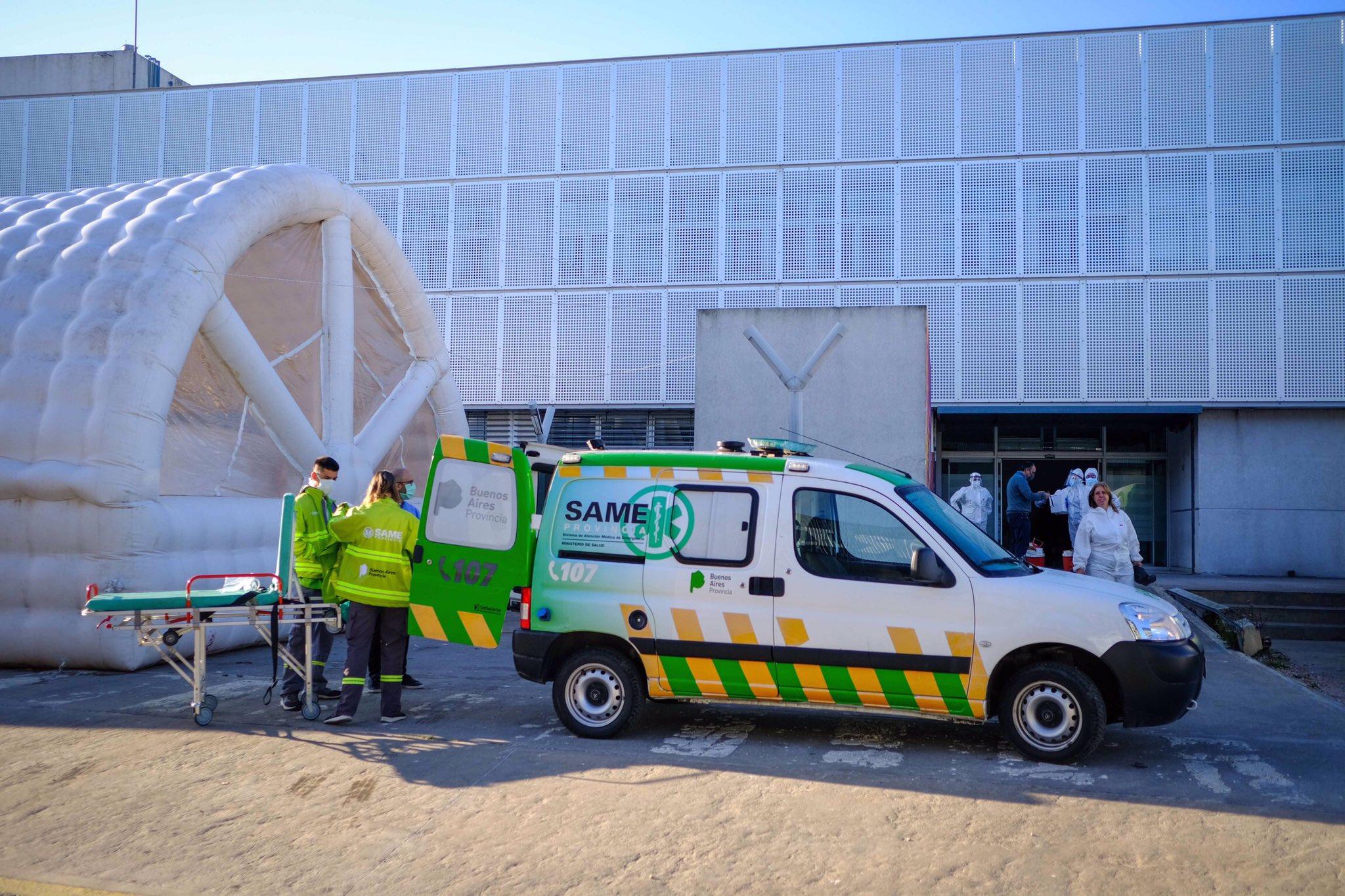 El SAME cubrirá la totalidad de las emergencias médicas de General Pueyrredon