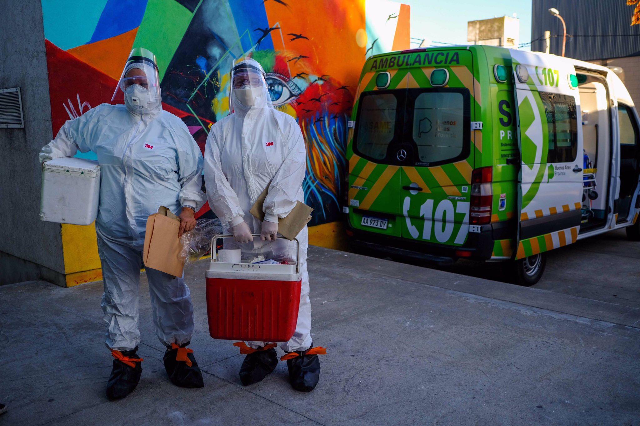 En la mitad de los nuevos contagios no se conoce el nexo epidemiológico