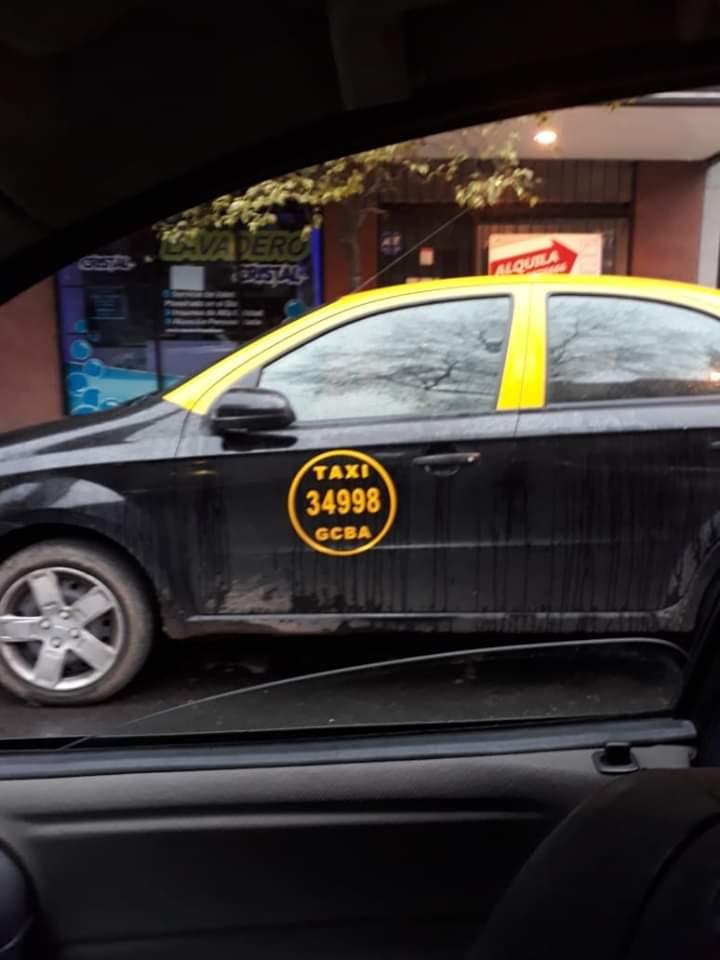 Reconocen el ingreso de taxis de CABA a Mar del Plata