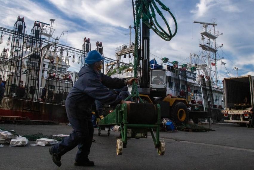 Capacitación para gremios y empresas pesqueras en busca de mejores condiciones de seguridad laboral