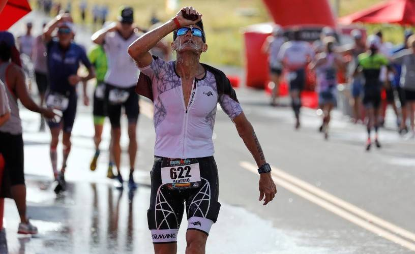 "Lauria: ""Queremos que el Ironman 2021 se haga en Mar del Plata"""