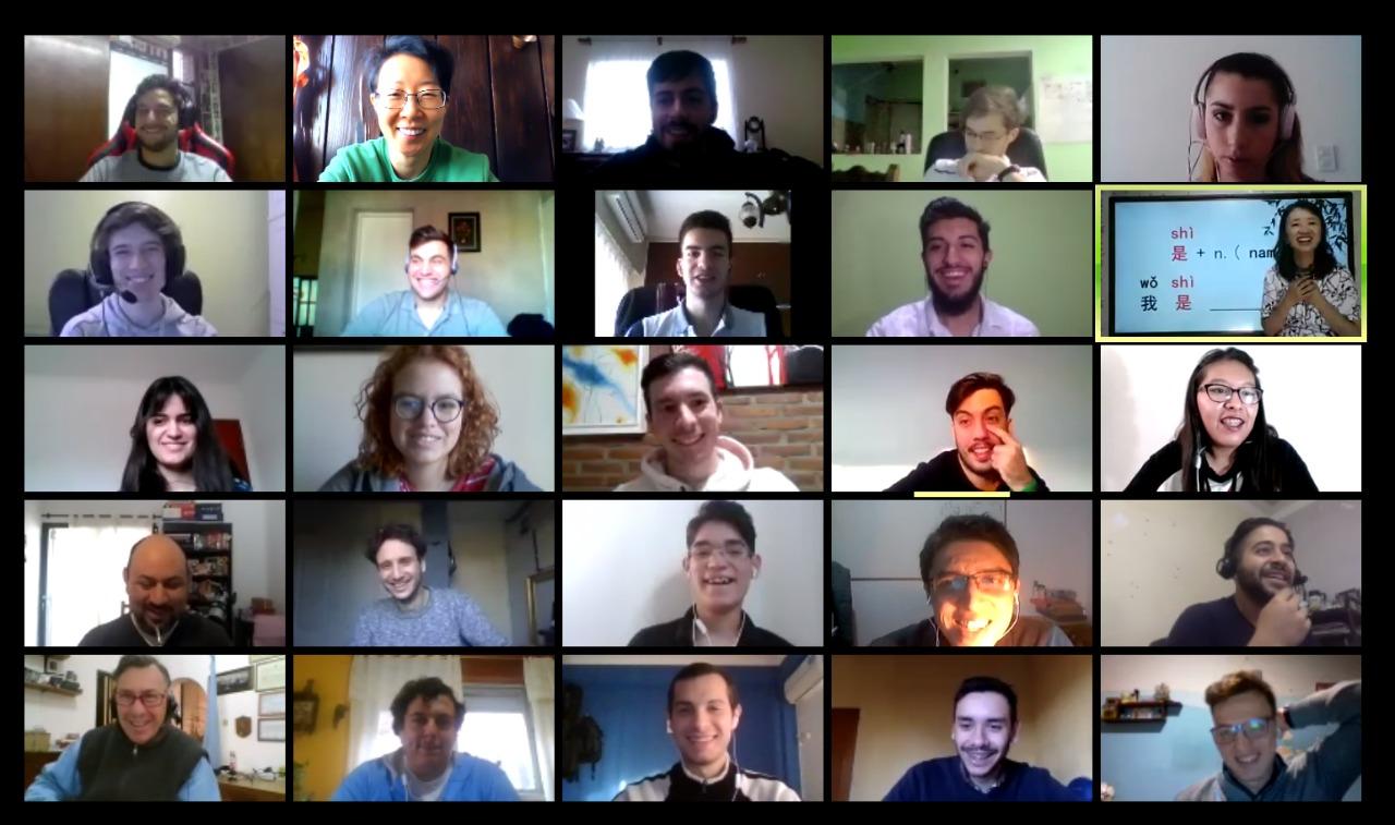 Un estudiante de Mar del Plata se capacitó con Huawei