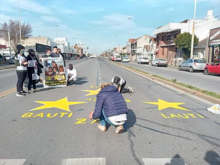 Caso Nicuez: familiares y amigos repudiaron la liberación del asesino al volante