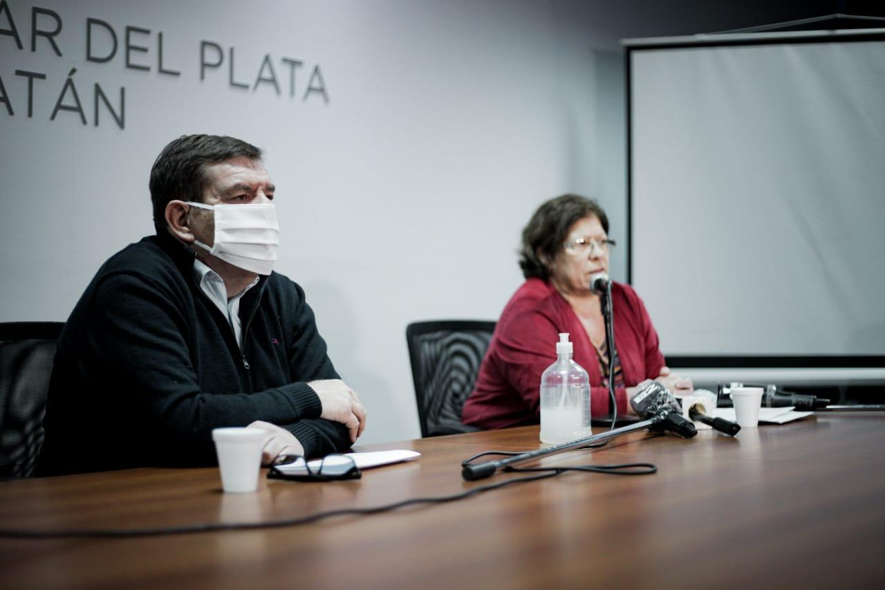 Montenegro busca extender por otros 180 días la emergencia sanitaria en General Pueyrredón