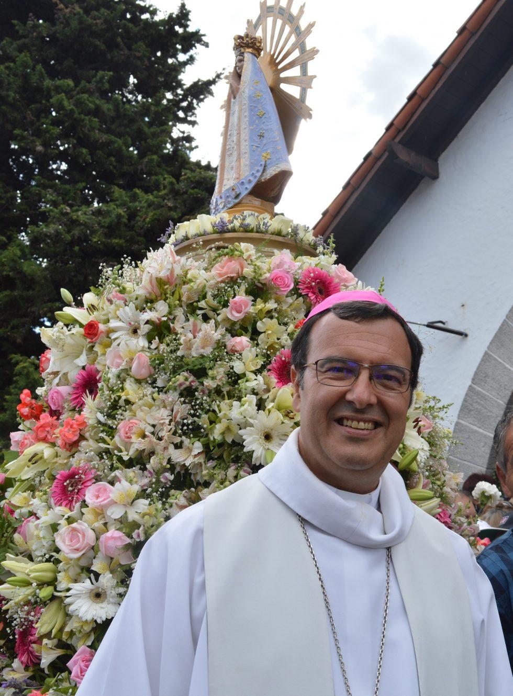El obispo de Mar del Plata tiene coronavirus