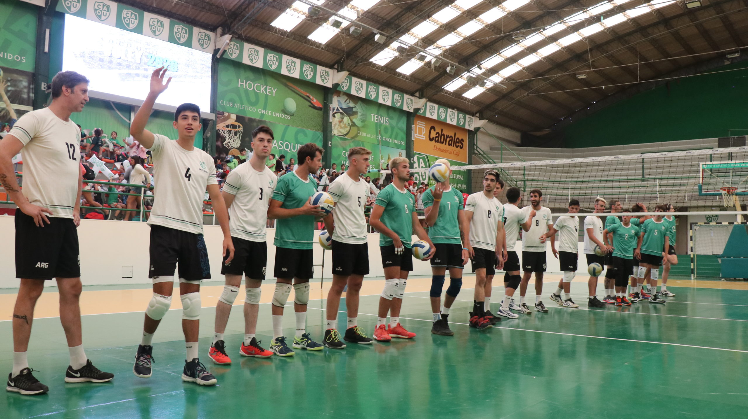 "La Copa Argentina de vóleibol comienza en una ""burbuja"" en Mar del Plata"