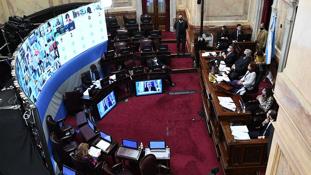 Puntos centrales del proyecto de ley de reforma judicial aprobado por el Senado