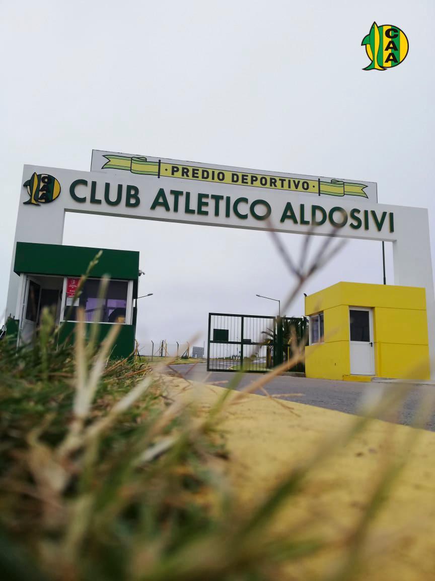 Aldosivi cerró sus puertas ante un caso de coronavirus