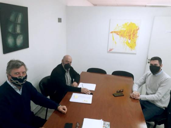 El ENACOM y la Defensoría del Pueblo repasaron agenda de trabajo
