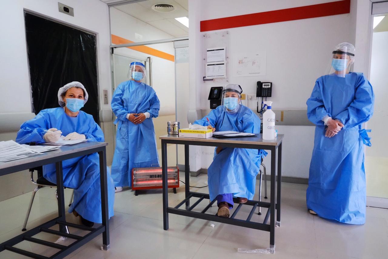 Lanzaron convocatoria a médicos para fortalecer el sistema sanitario
