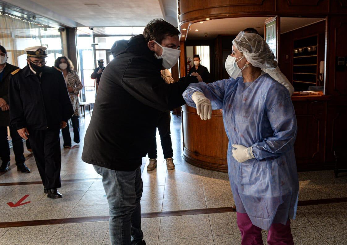 El Municipio incorpora un hotel con atención para pacientes moderados