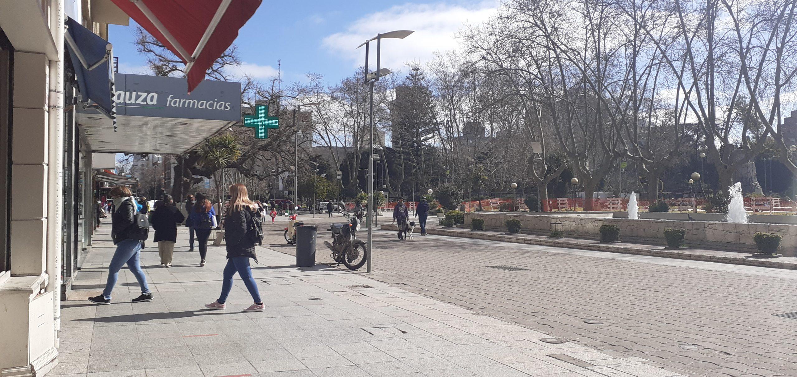 En Buenos Aires, 18 municipios se encuentran en fase 5, 73 en fase 4 y 44 en fase 3