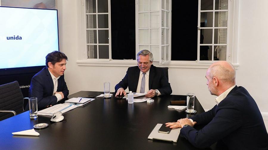 Fernández anuncia la continuidad del aislamiento social por el coronavirus