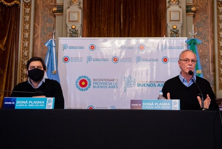 La provincia de Buenos Aires no descarta tomar nuevas medidas restrictivas antes del 30 de abril