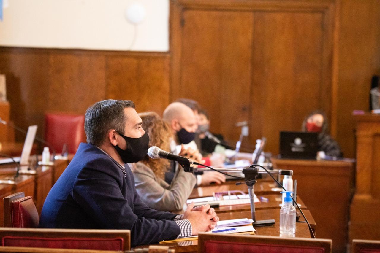 El Concejo Deliberante pide el regreso de las fuerzas federales a Mar del Plata