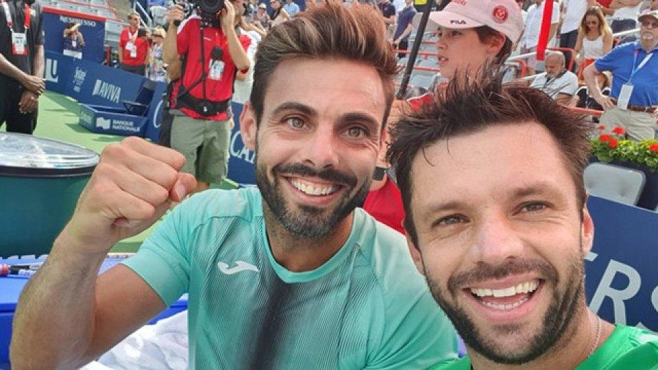 El marplatense Zeballos con el español Granollers ganaron el Masters 1000 de Cincinnati