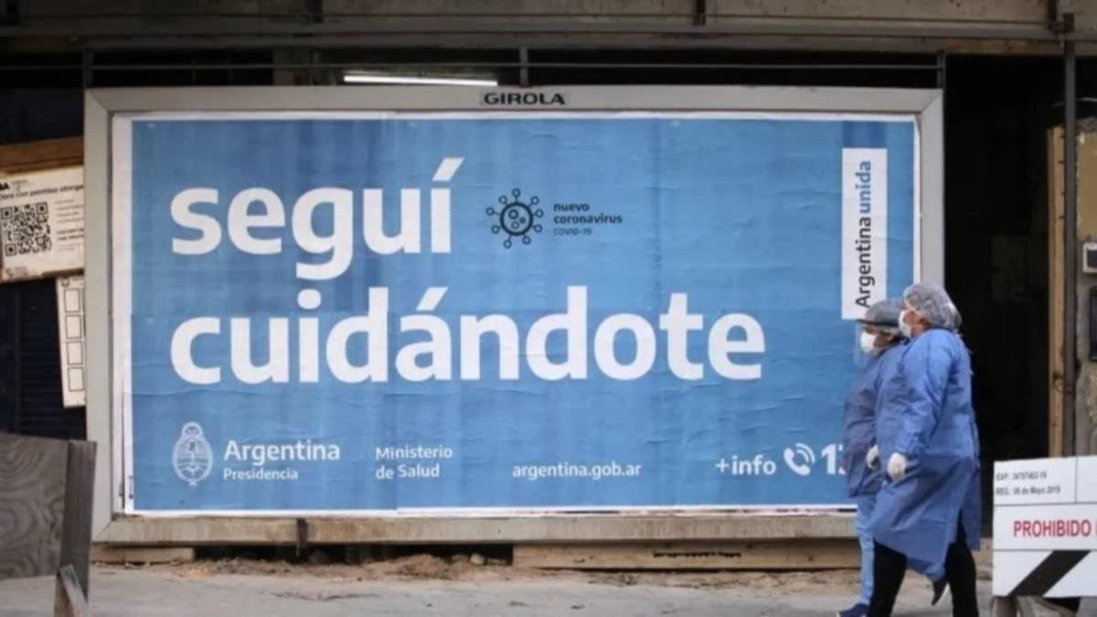 El Gobierno prorrogó el DNU hasta el 6 de agosto y amplió el cupo de ingreso al país