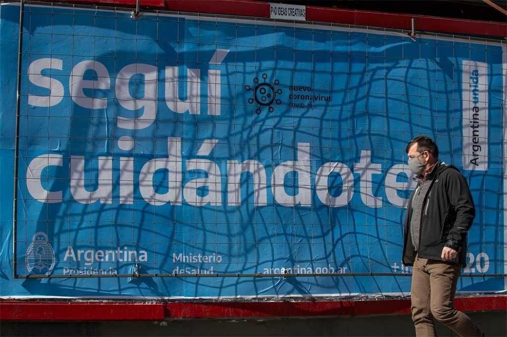 Mar del Plata reportó 105 nuevos casos y 6 fallecimientos